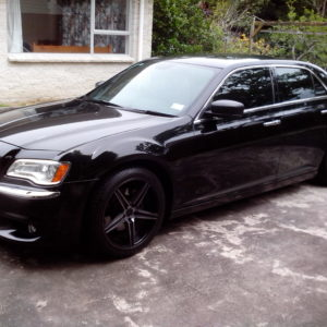 Chrysler 300 very tidy car