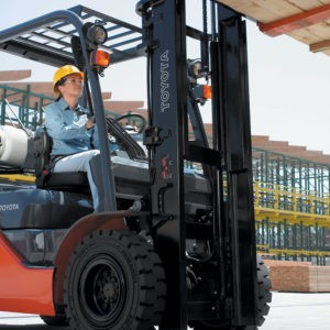 Forklift operator needed